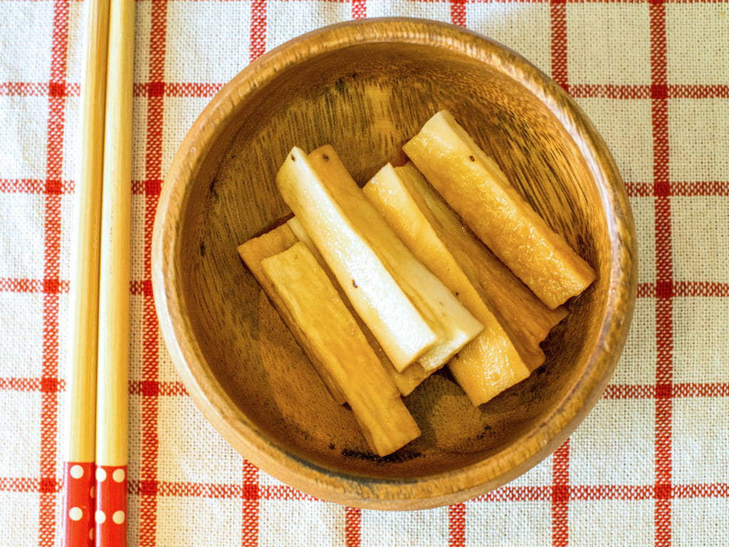 醃漬山藥醬油泡菜做法