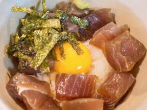 醬油漬鮪魚蓋飯食譜
