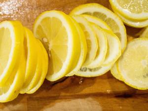 糖渍柠檬|自制柠檬水