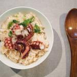 章魚飯|電鍋料理輕鬆做