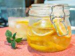 糖漬檸檬|自製檸檬水