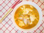 涓豆腐煲|韓式豆腐鍋作法