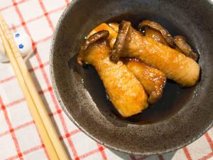 照燒杏鮑菇|素食也好吃