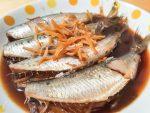 沙丁魚生薑煮