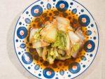 日式鮪魚罐頭滷白菜