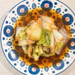 日式鲔鱼罐头卤白菜