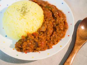 全素食高粱米肉末咖哩