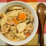 生姜鲔鱼杂煮饭|电锅料理