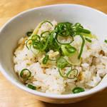 生姜炊饭|电锅料理