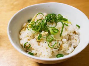 生薑炊飯|電鍋料理