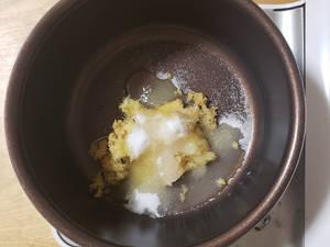 簡單製作薑母醬
