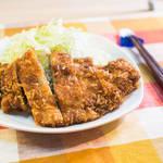日式炸猪排|定食店定番