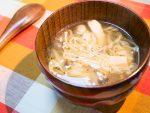 西式洋菇清湯|コンソメスープ