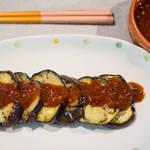 豆瓣茄子醬