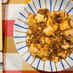 素食高粱米麻婆豆腐