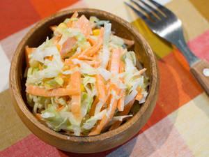 美式涼拌高麗菜沙拉|Coleslaw