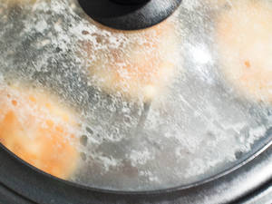 鸡肉汉堡肉|佐萝卜泥柚子醋