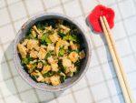 蘿蔔葉豆皮飯鬆