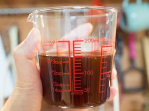 自製柚子醋醬油(ポン酢)