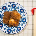 柚子醋鸡肉萝卜煮