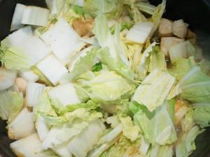 白菜雞肉燉煮柚子胡椒
