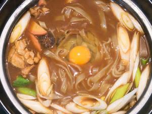 味噌锅烧乌龙面|名古屋名物
