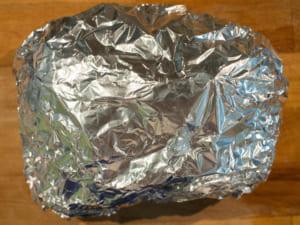 錫箔紙包紅味噌雞