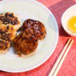 雞肉丸串佐照燒醬