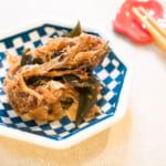 佃煮柴魚昆布|食材再利用