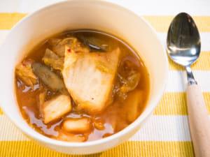泡菜味噌湯