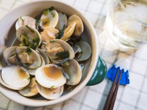 奶油醬油蛤蠣