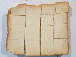 奶油焗烤麵包