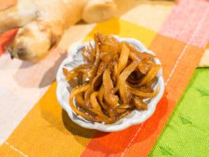日式薑絲小菜