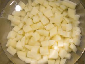 明太子馬鈴薯沙拉