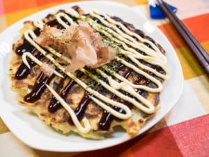 馬鈴薯蒟蒻大阪燒