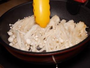 酱烧奶油金针菇
