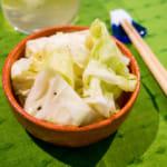 盐渍高丽菜(塩ダレキャベツ )