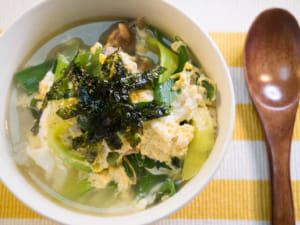 日式雞肉茶泡飯