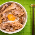 北海道十勝風豬肉丼