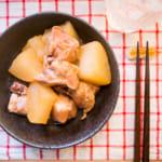 愛醬輕鬆做料理|燉煮雞肉蘿蔔
