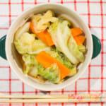 日式高汤高丽菜煮