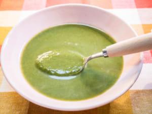 健康满满|西式菠菜浓汤