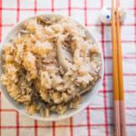 电锅料理|鲔鱼牛蒡炊饭