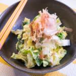白菜鮪魚美奶滋沙拉