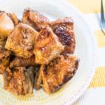 美式黃芥末雞塊
