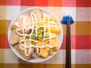 拉麵好夥伴|雞肉叉燒丼