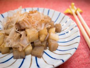 照燒炒蒟蒻蘿蔔