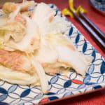 鮪魚白菜漬物