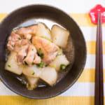 雞肉蘿蔔香味野菜煮