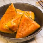 日式醬燒南瓜煮